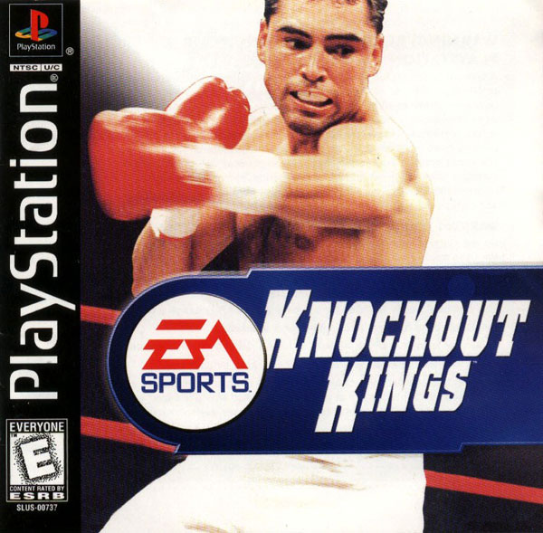 Knockout Kings (PlayStation PS1) Muhammad Ali, Archie Moore